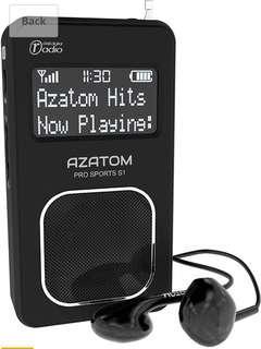 Azatom digital radio