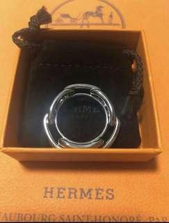 Hermès scarf ring holder