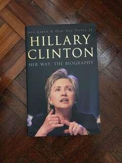 Biography : Hillary Clinton