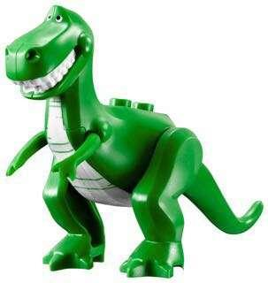 Lego Toy Story Rex the Dino |NEW|