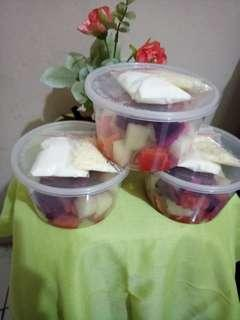 Salad Buah Segar (only bandung timur)