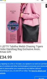Tabitha Webb 黑色手袋