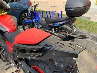 COOCASE BRAND RACK FOR HONDA NC750(SOLID IRON)(FREE INSTALLATION)