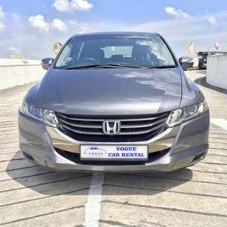 MPV Family Car Rental
