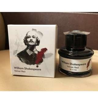 Montblanc Limited Edition Ink - William Shakespeare