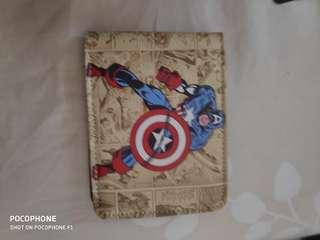 🚚 Captain America wallet avengers free mail