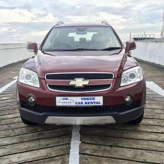 Choa Chu Kang Car Rental