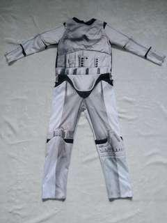 Star Wars Costume Storm Trooper