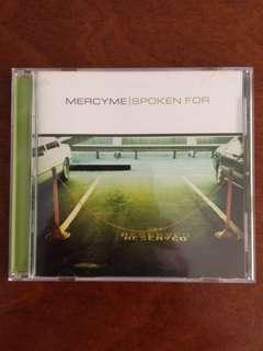 MercyMe : Spoken For CD