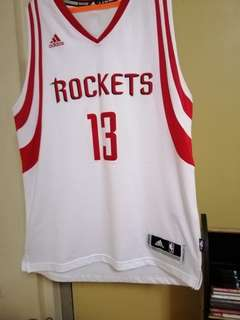 43e4ccc2078d Harden home Jersey swingman medium