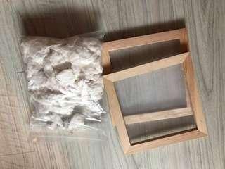 小型造紙工具套裝 (適合小朋友做實驗)