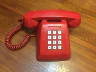 Grandma's telephone (collectible)
