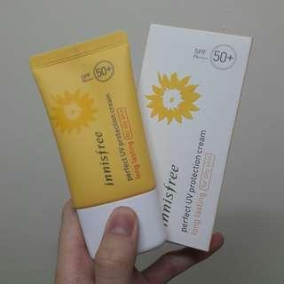 Innisfree Perfect UV for oily skin