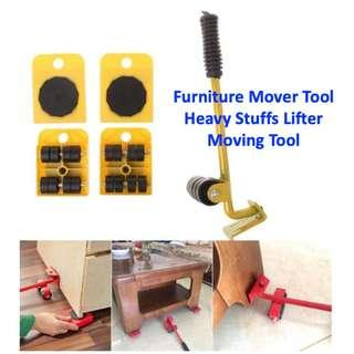 Furniture Mover Tool Heavy Stuffs Transport Lifter Moving Tool Furniture Moving