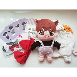 [Ready-stock] 20CM Taehyung Doll