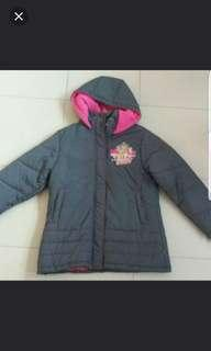 Barbie Winter Quilted Jacket