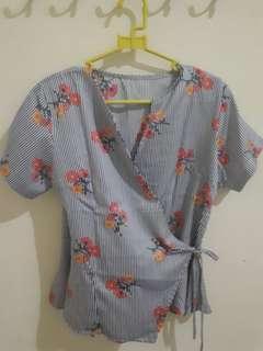 Floral Kimono #1