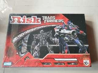 Board Game Risk Transformers