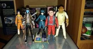 Star wars 3.75 inch figures LOT