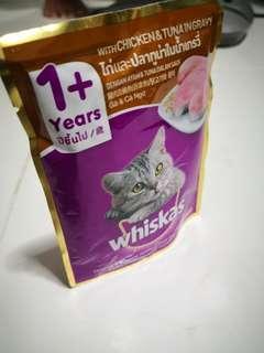 Whiskas Wet Food