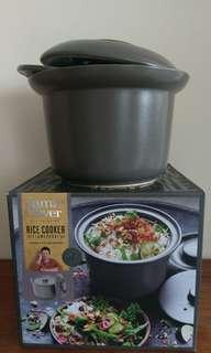 明火陶瓷煮飯鍋 Flameproof Ceramic Rice Cooker