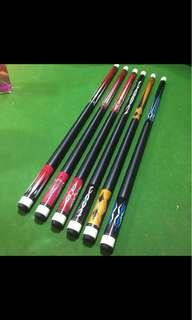 Pool Cue Stick Set @ $60