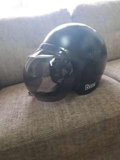 Cafe racer Helmet and Nova helmet