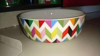 Colorful Dessert bowl