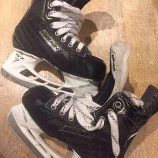 Bauer Nexus Hockey Skates - Size 1