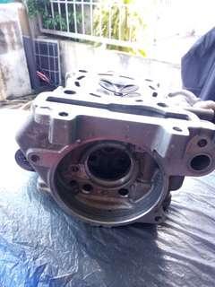 Yamaha Y15ZR original stock head with valve