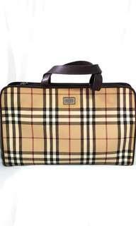 Burberry Bag document bag
