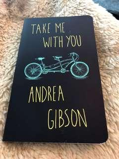 Take me with you by Andrea Gibson