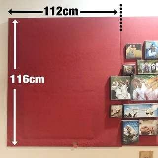 Exhibition Display velcro Board