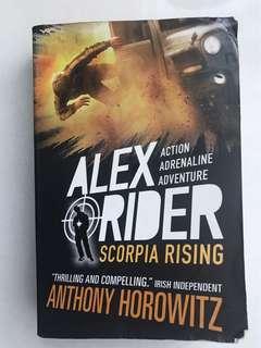 Alex Rider Book 9 Scorpia Rising