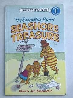 Berenstain Bears' Seashore Treasure