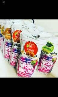 Eureka Popcorn Promo $6 Instock