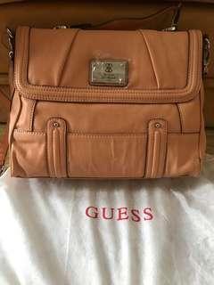 Guess - Peach Kenisha Purse