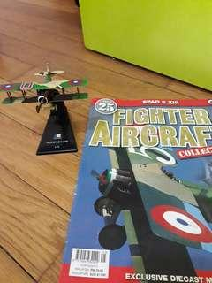 Fighter Aircraft Collection Issue #25 Spad S.XIII