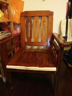 實木太師椅