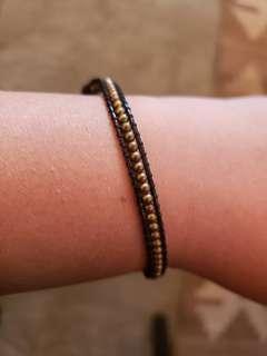 New Brass pulley Bracelet