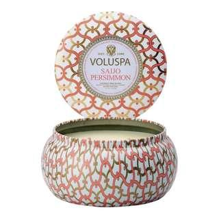 Voluspa Scented Candle - Saijo Persimmon 11oz 香薰蠟燭