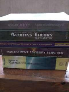 Auditing Theory, Tax and Management Services