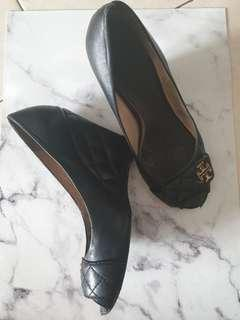 tory burch wedges size 6,5