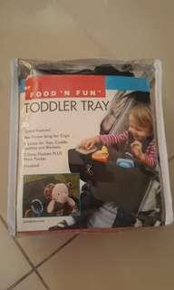 Food N Fun Toddler Tray
