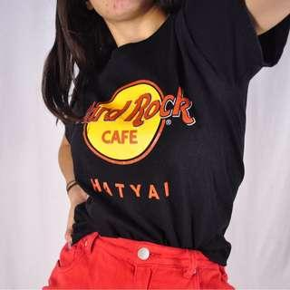 THE HARD ROCK CAFE TOP