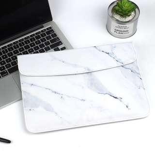 "🚚 Marble MacBook Laptop Casing BN Sleeve Cover 11"" / 12"" inch"