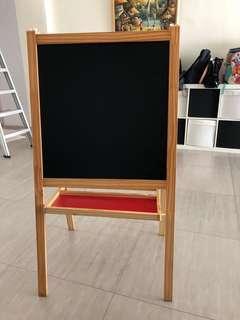 Ikea White / Black Board