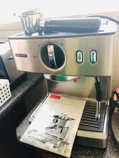 Sunbeam Crema II coffee machine