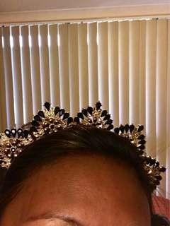 Headband crown