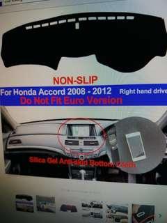 Honda accord dashboard mat (2008-2012)